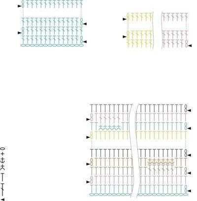 How to stitch a knit or crochet cushion. Shiraz Cushion - Step 1