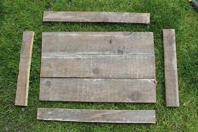 How to make a tray. DIY Rustic Wood Serving Tray - Step 2