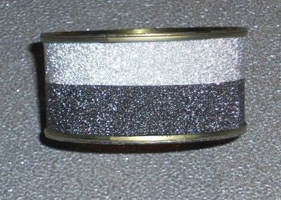 How to make a recycled bracelet. A One Day Art Deco Mock Bracelet - Step 2