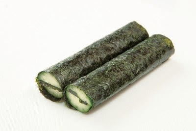 How to make a sushi roll. Sushi Sunflower Rolls - Step 13