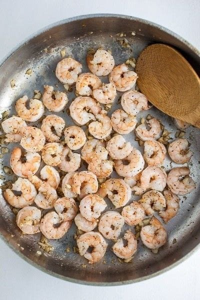 How to make a salad. Spicy Vietnamese Salad With Garlicky Shrimp - Step 3