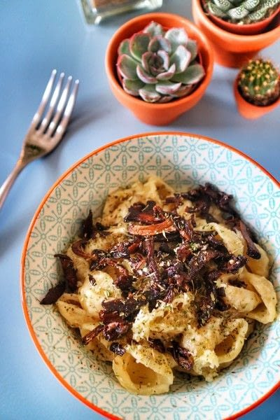 How to cook macaroni cheese. Miso Mac N Cheese - Step 12