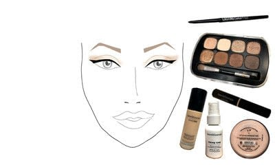 How to create a cat eye. Makeover Monday : Gwen Stefani - Step 7
