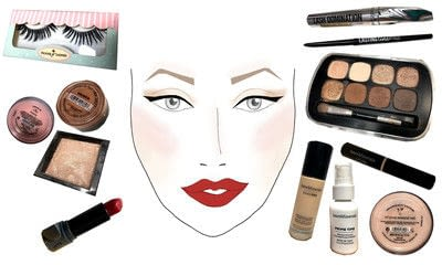 How to create a cat eye. Makeover Monday : Gwen Stefani - Step 11