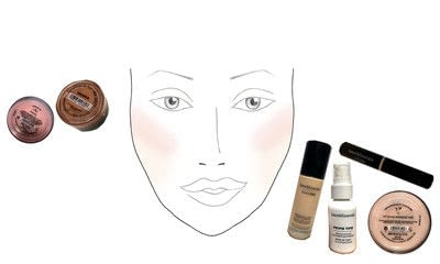 How to create a gold eye makeup look. Makeover Monday : Gwen Stefani Look 2 - Step 4