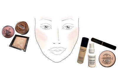 How to create a gold eye makeup look. Makeover Monday : Gwen Stefani Look 2 - Step 5