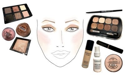 How to create a gold eye makeup look. Makeover Monday : Gwen Stefani Look 2 - Step 11