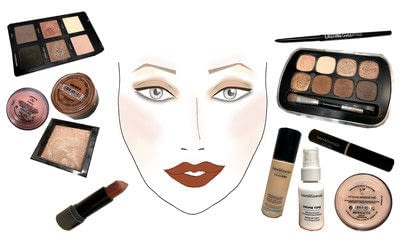 How to create a gold eye makeup look. Makeover Monday : Gwen Stefani Look 2 - Step 12