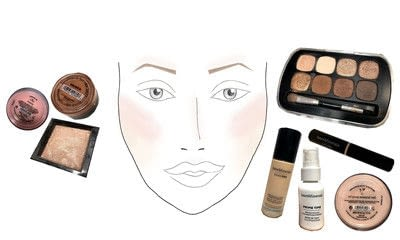 How to create a gold eye makeup look. Makeover Monday : Gwen Stefani Look 2 - Step 6