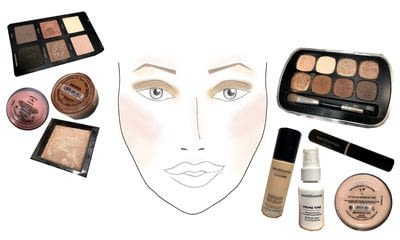 How to create a gold eye makeup look. Makeover Monday : Gwen Stefani Look 2 - Step 8