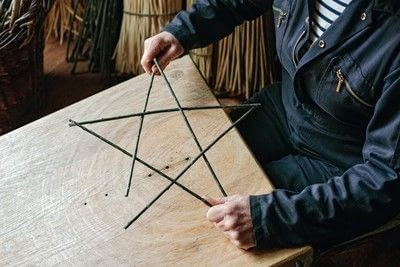 How to sculpt a wood model. Willow Star - Step 2