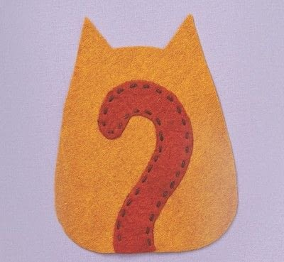 How to make a cat plushie. Cat Pocket - Step 6