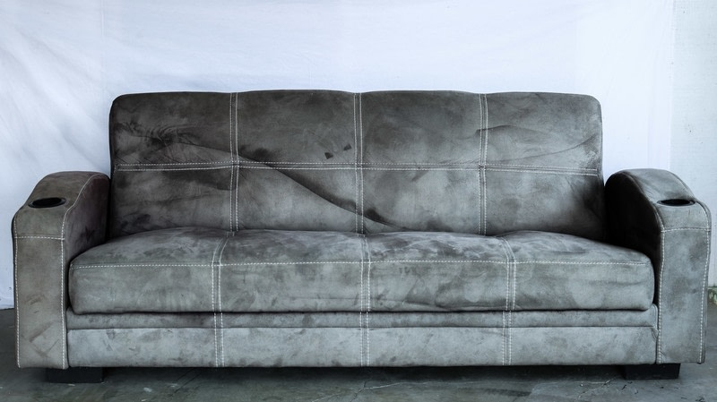 Paint Your Old Couch To Look And Feel Like Leather 183 How