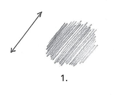 How to make a techniques. Drawing Exercises In Technique - Step 7