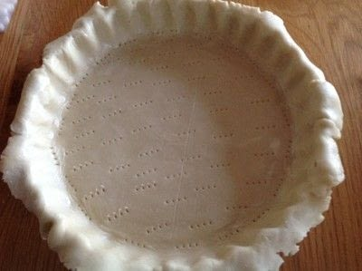 How to bake a pecan pie. Pecan Pie - Step 1