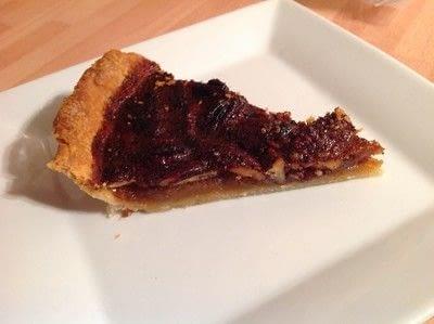 How to bake a pecan pie. Pecan Pie - Step 5