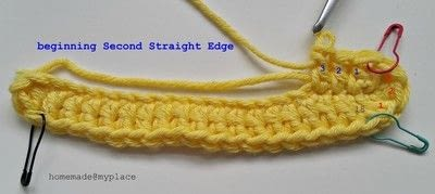 How to make a crochet. How To Crochet An Oval Shape - Step 4