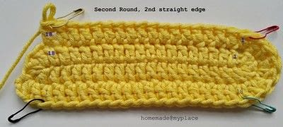 How to make a crochet. How To Crochet An Oval Shape - Step 11