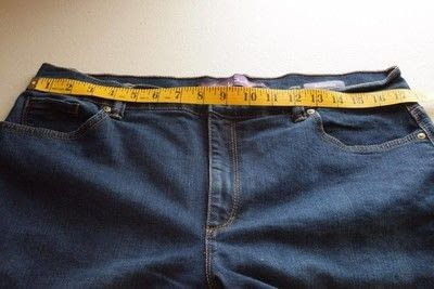 How to make jeans. Make Your Old Jeans Fit Like New - Step 1