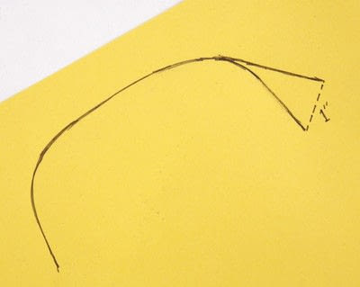 How to make a clutch. Frame Purse - Step 2