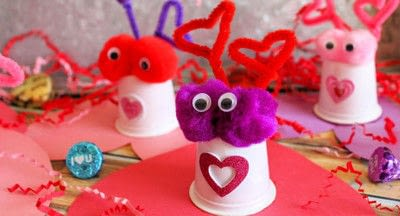 How to make a gift bag. Diy K Cup Candy Critter Valentines - Step 7