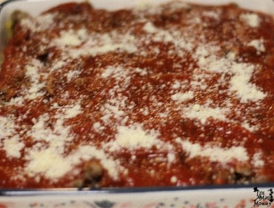 How to cook a lasagna. Lazy Lasagna - Step 7