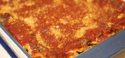 How to cook a lasagna. Lazy Lasagna - Step 8