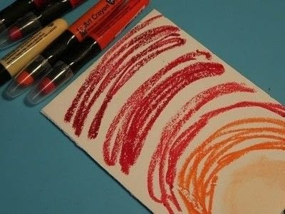 How to make a mixed media. Spread Your Wings Mixed Media Canvas - Step 1