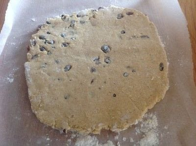 How to bake a fruit cake. Welsh Cakes - Step 6