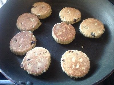 How to bake a fruit cake. Welsh Cakes - Step 7