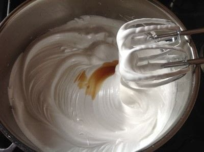 How to bake a coconut cake. Coconut Cake - Step 7