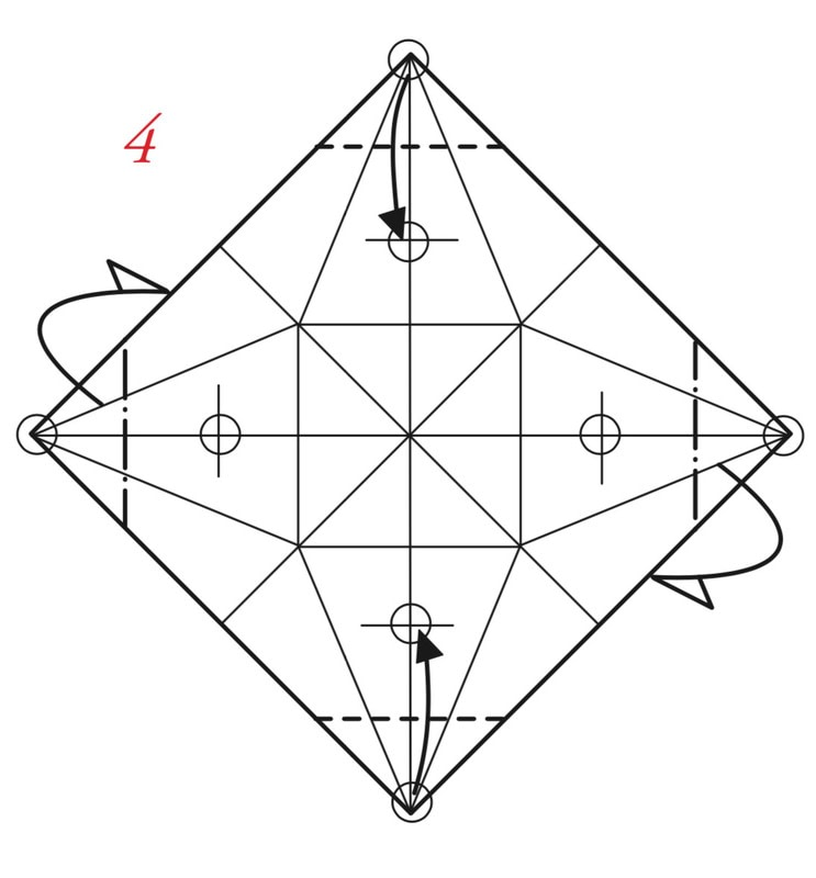 pyramid box base  u00b7 extract from tomoko fuse u0026 39 s origami