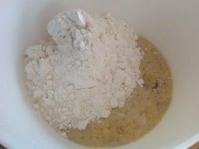 How to bake a cinnamon roll. Cinnamon Buns - Step 2