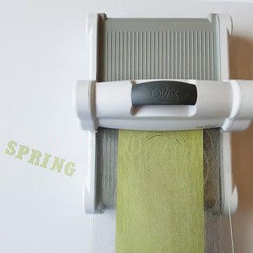 How to make a home accessory. Home Deco Ring Spring - Step 4