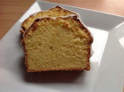 How to bake a sponge cake. Custard Loaf - Step 6
