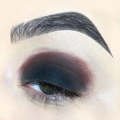 How to create a smokey eye. Warm Smoky Eye Tutorial - Step 2
