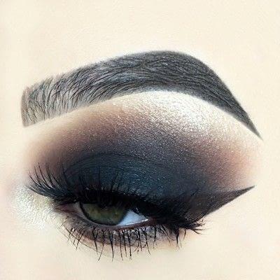 How to create a smokey eye. Warm Smoky Eye Tutorial - Step 4