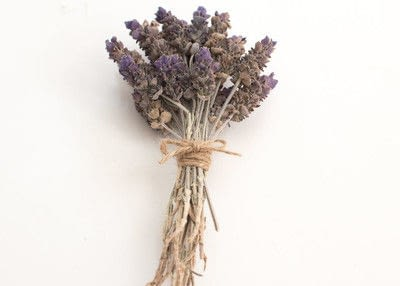 How to make a framed decoration. 10 Minute Diy Provincial Dried Lavender Frame - Step 4