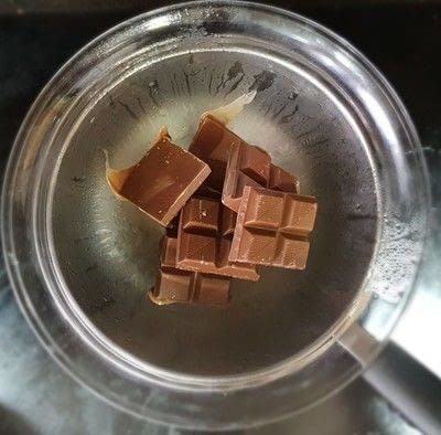 How to cook brittle / bark. Chocolate Orange Bark - Step 2