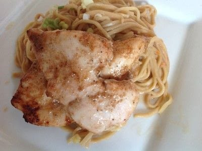How to cook a chicken dish. Chilli Lime Chicken  - Step 3