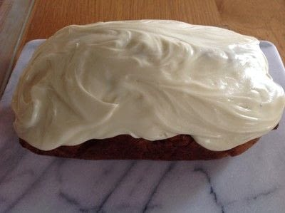 How to cook a baked treat. Apple & Courgette Loaf - Step 11