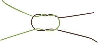How to bead a stone bracelet. Color Block Bracelet - Step 4