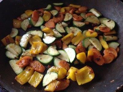 How to cook a chicken dish. Orange Chicken  - Step 8