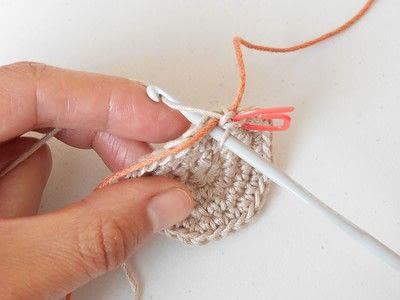 How to make a crochet. Tapestry Crochet Basics - Step 5