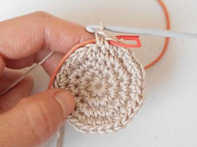 How to make a crochet. Tapestry Crochet Basics - Step 6