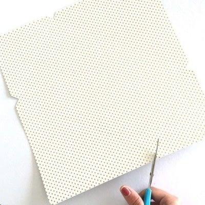 How to make an envelope. Envelope Flipbook - Step 2