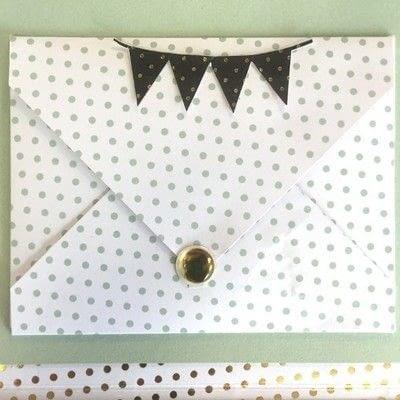 How to make an envelope. Envelope Flipbook - Step 4