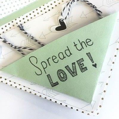 How to make an envelope. Envelope Flipbook - Step 7