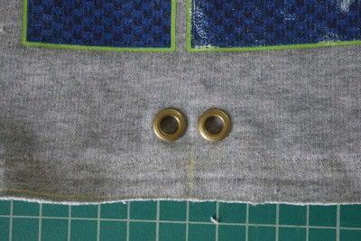 How to make a hoodie. Diy Cropped Hoodie With Drawstring Waist - Step 4