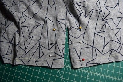 How to make a revamped t-shirt. Diy T Shirt Upcycle To Cropped Top With Lace Up Detail - Step 10